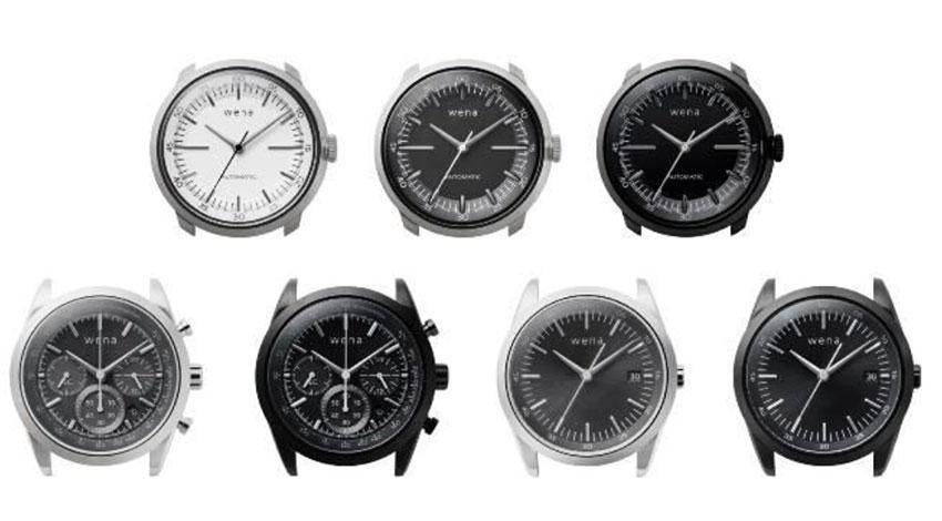 ソニー、スマートウォッチwena wristの第2世代、「wena wrist pro」と「wena wrist active」を発売