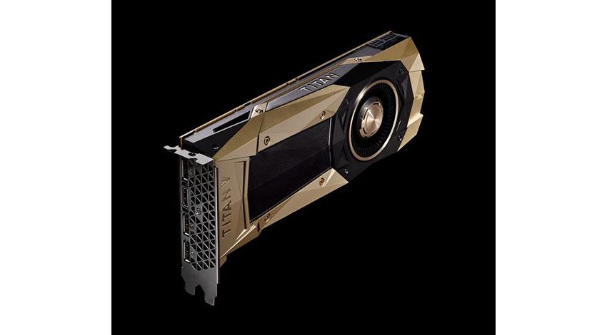 NVIDIA、Voltaアーキテクチャの新しいGPU「TITAN V」を発表、110テラフロップスのディープラーニング能力