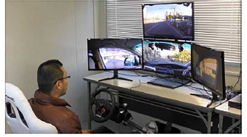 ZMP、遠隔型自動運転システムの公道実証実験を都内で実施