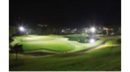 屋外スポーツ施設のLED照明をIoTで省力化、MTESとスリーエス