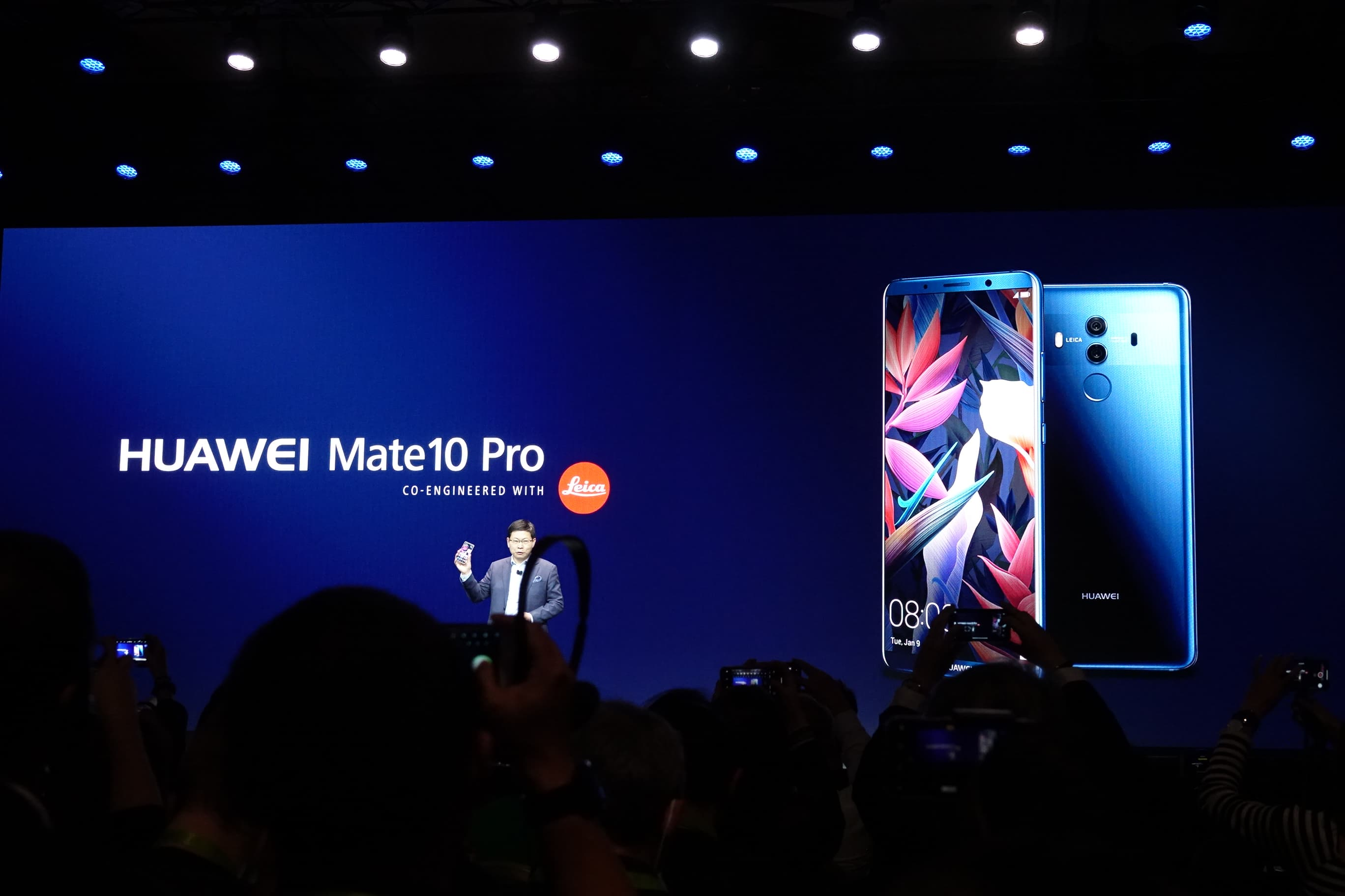 CES2018 HUAWEI