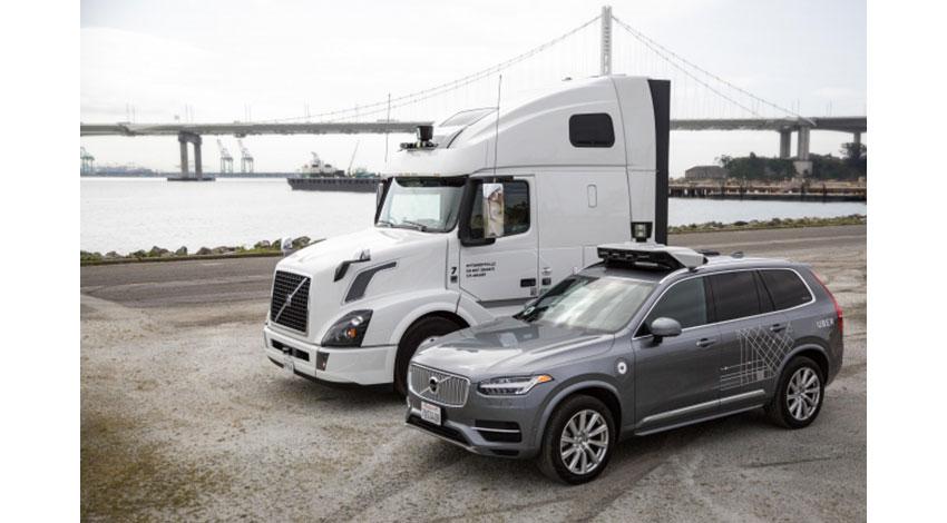Uber、自動運転車にNVIDIAのAI技術を採用