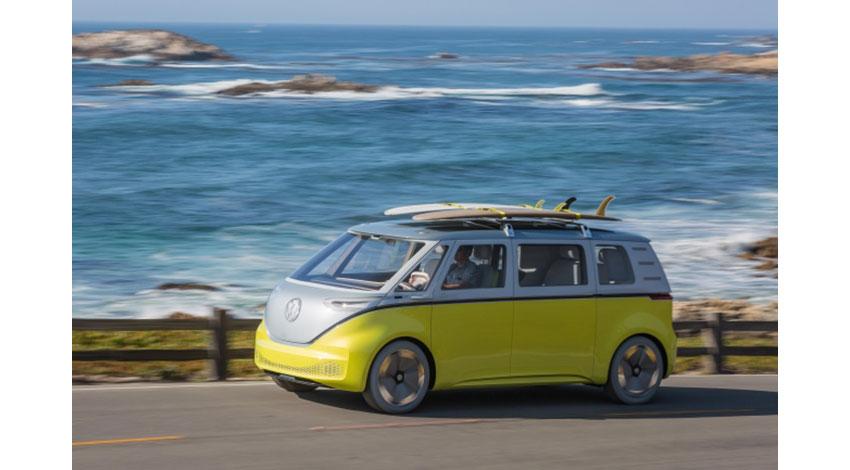 フォルクスワーゲン、次世代自動車にNVIDIAのAIプラットフォームを採用