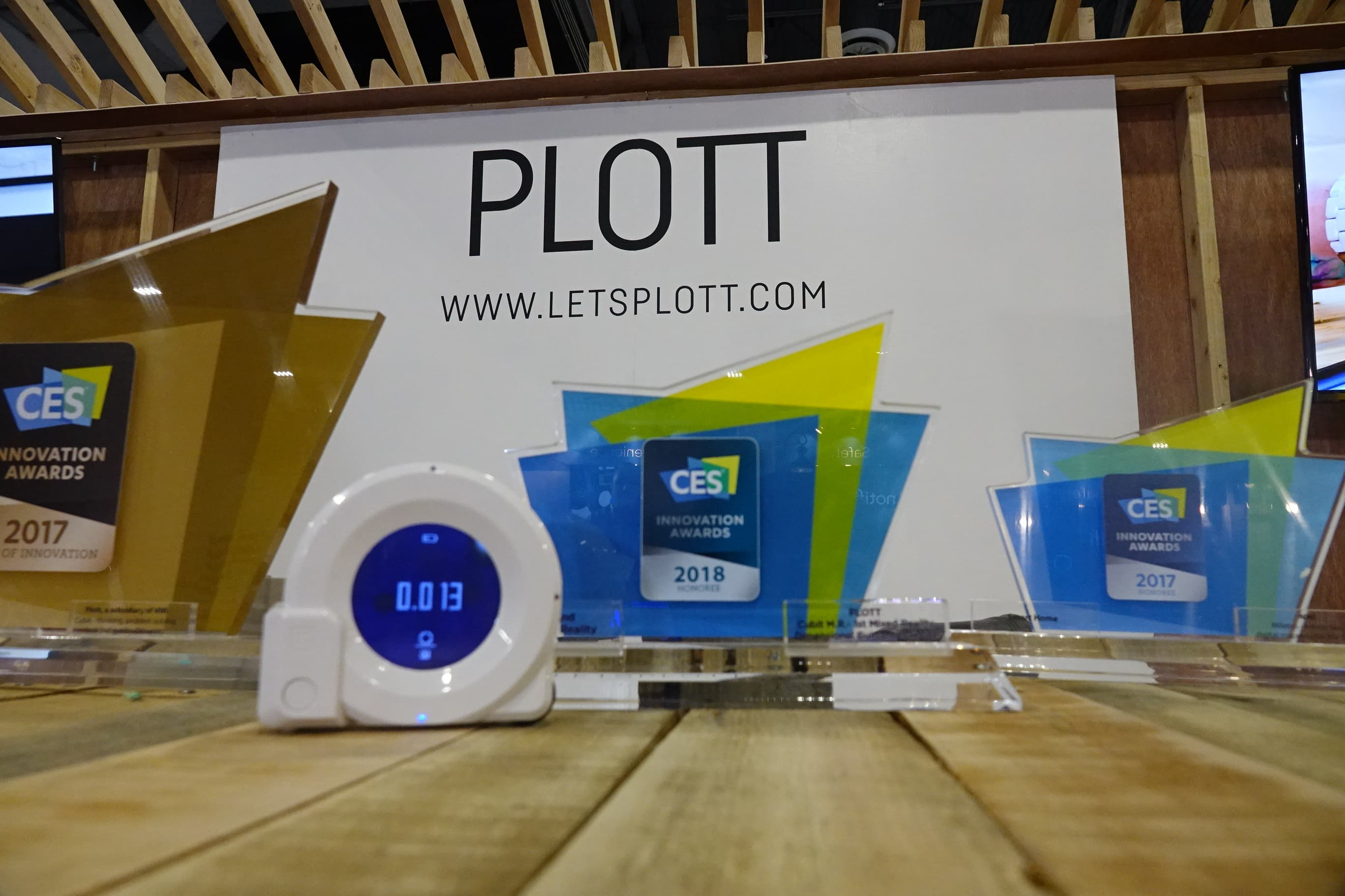 CES2018 PLOTT