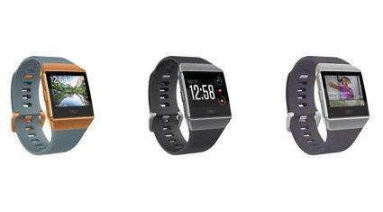 フィットビット、スマートウォッチの新製品「Fitbit Ionic」を発売
