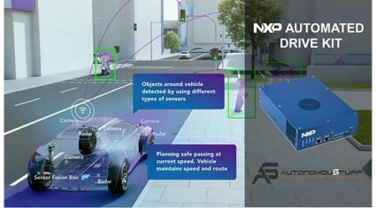 NXP、自動運転車アプリケーション開発に向けたオープンなプラットフォーム「NXP Automated Drive Kit」を発表