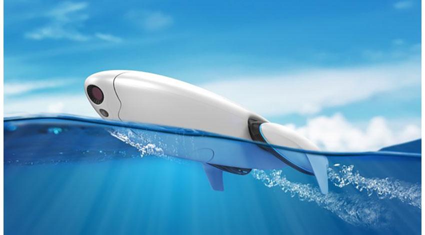 パワービジョン、インテリジェント水上ロボット「PowerDolphin」を発表