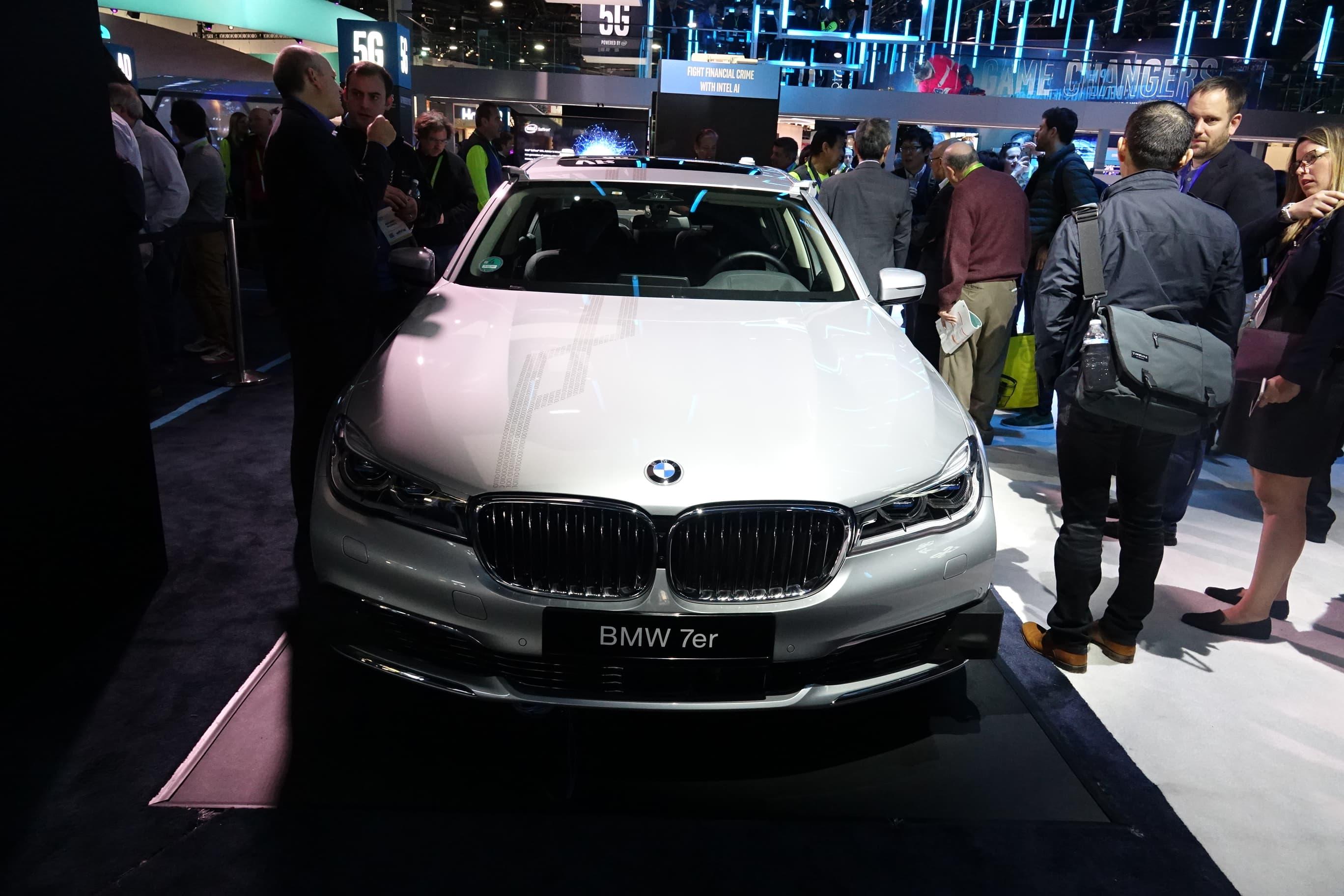 CES2018 BMW