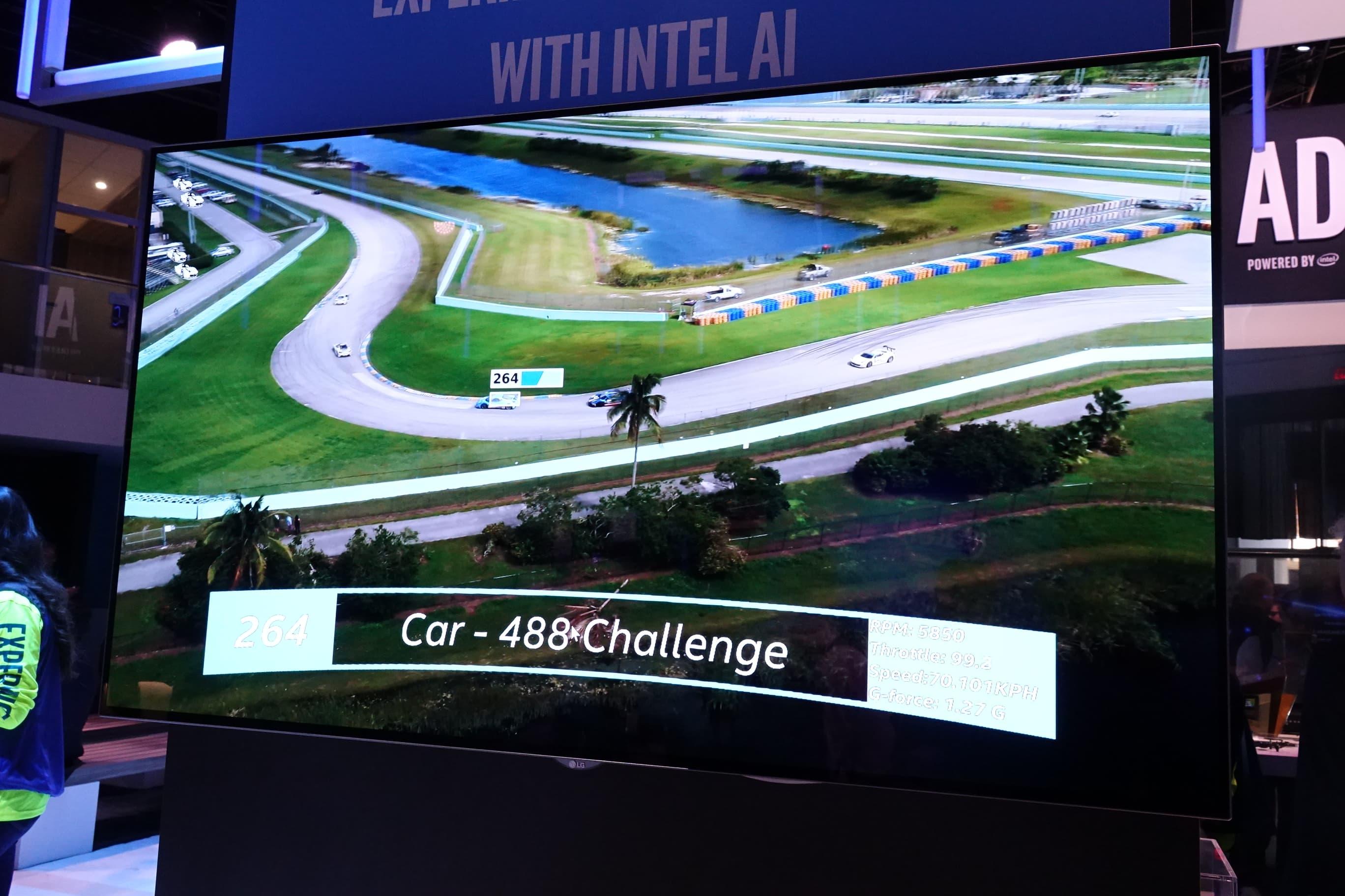 CES2018 Intel