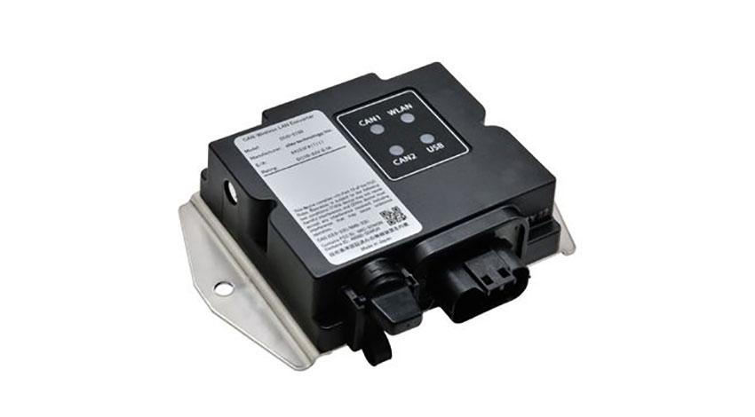 サイレックス、産業用車両向け、CAN/無線ブリッジ「CDS-2150」を販売開始