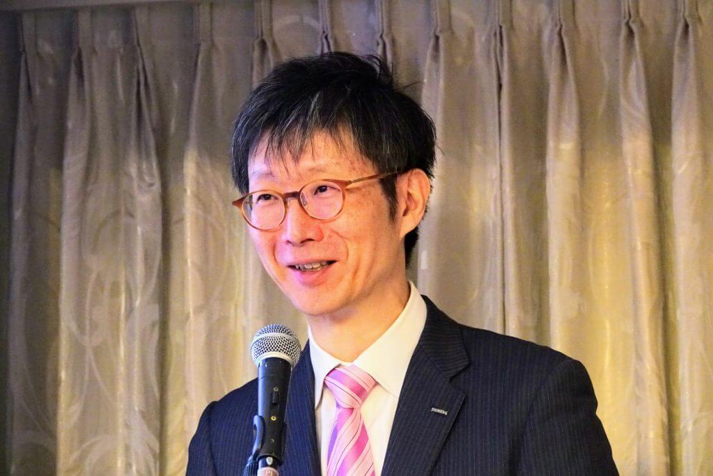 シーメンス 専務執行役員 島田太郎氏
