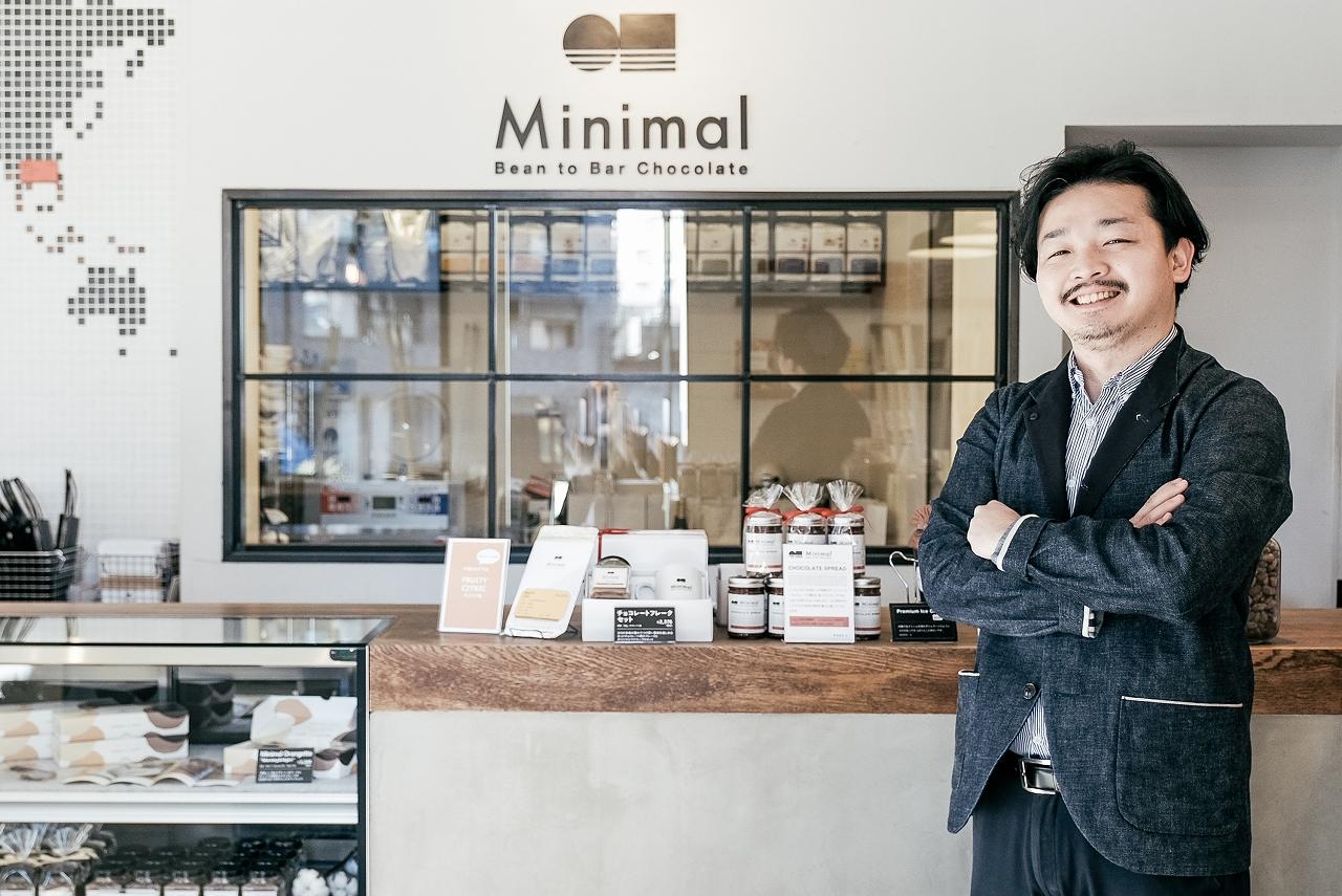 甘くないチョコレートの世界に、テクノロジーを掛け合わせると? -「Minimal」代表 山下氏インタビュー