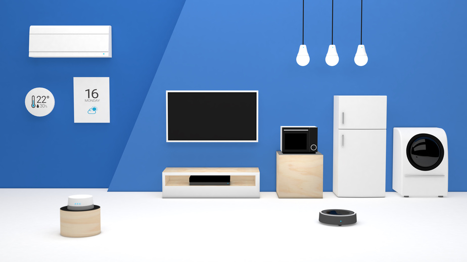 Smart Home Appliances and IOT