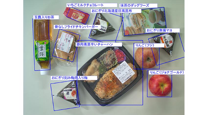 NEC、生鮮品からパッケージ品まで、あらゆる小売商品を画像認識する多種物体認識技術を開発