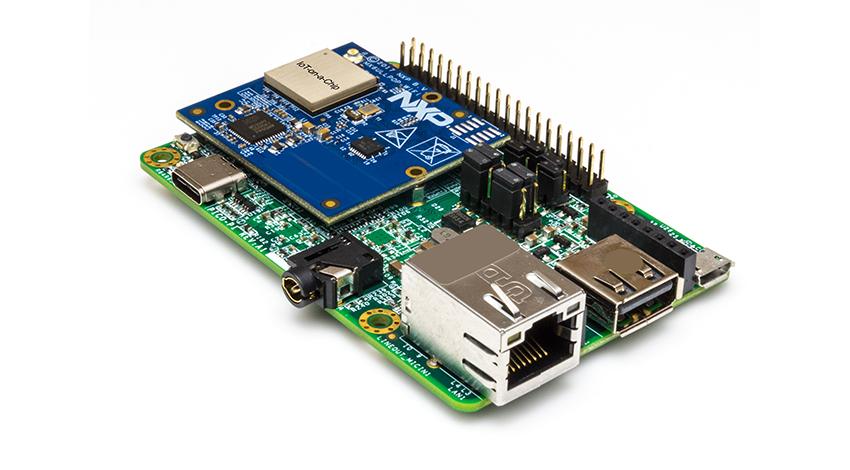 NXP、エッジ・コンピューティングを進化させる小型「IoT-on-a-Chip」ソリューションを発表