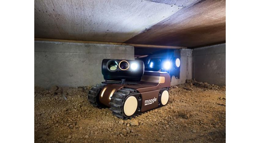 大和ハウス工業、狭小空間点検ロボット「moogle evo(モーグル エヴォ)」を発売