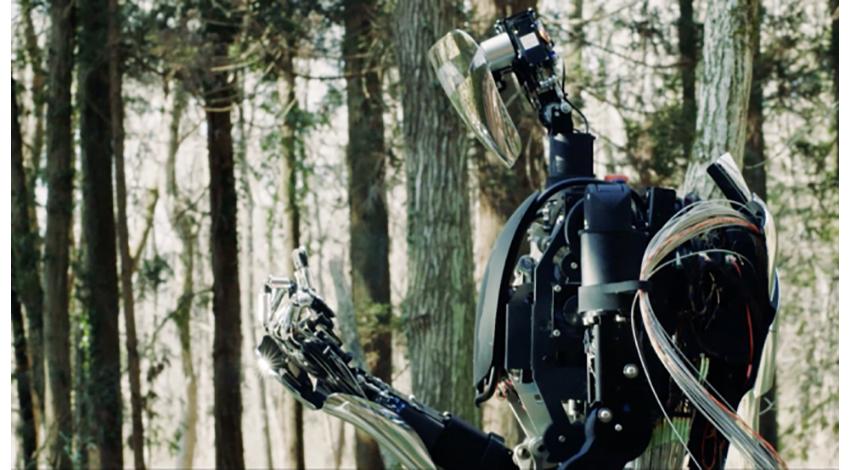 """メルティンMMI、""""器用な手""""を持つアバターロボット「MELTANT-α」を発表"""