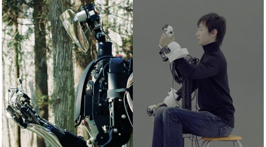メルティンMMI、「器用な手」を持つアバターロボット「MELTANT-α」を発表