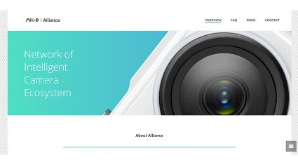 ニコンやソニーなど5社、次世代スマートカメラでエコシステムを結成