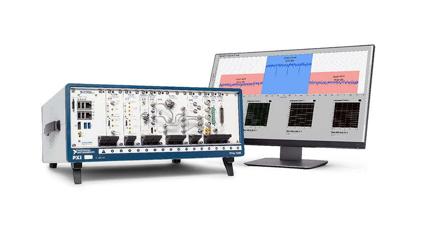 日本ナショナルインスツルメンツ、サブ6 GHzの5G New Radioに対応するテストソリューションを発表