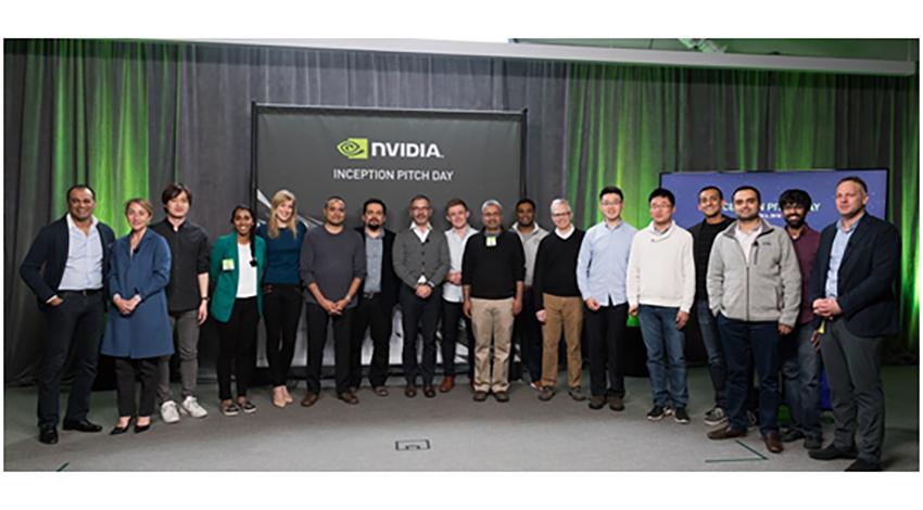 GTCで行われるNVIDIA Inceptionアワードの決勝戦に進むスタートアップ6社が決定