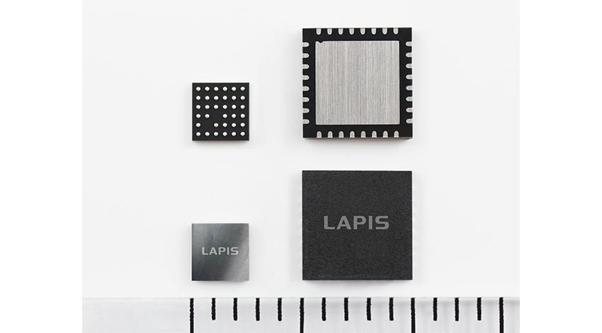 ラピスセミコンダクタ、ワイヤレス給電チップセットを開発