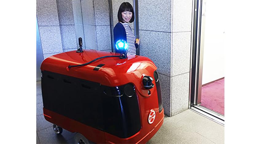 ISIDと東大暦本研、ロボットとの共生社会に向けたIoAデバイス「TiCA」を共同開発