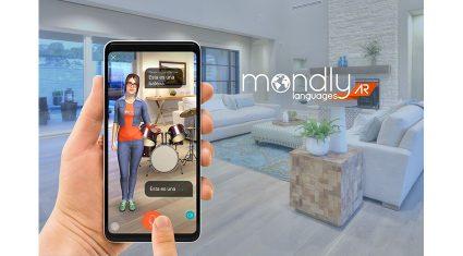 Mondlyが語学学習で音声認識を利用した拡張現実体験を発表