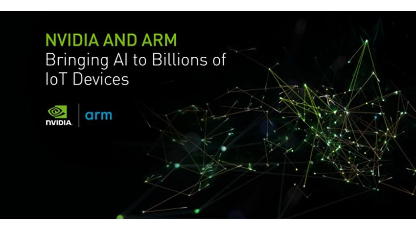 NVIDIAとArmが提携、IoTデバイスにディープラーニングを実装