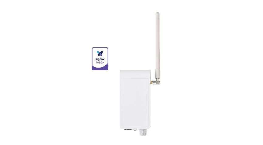 """デバイスに""""接続""""してIoT化、オプテックスのSigfox対応無線ユニット"""