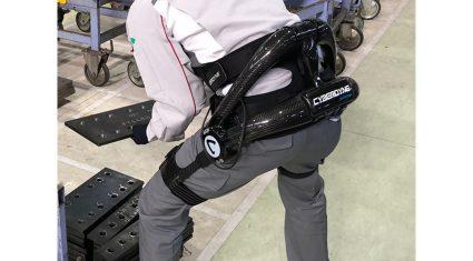 大和ハウス工業、ロボットスーツ「HAL®腰タイプ作業支援用」を全工場に導入
