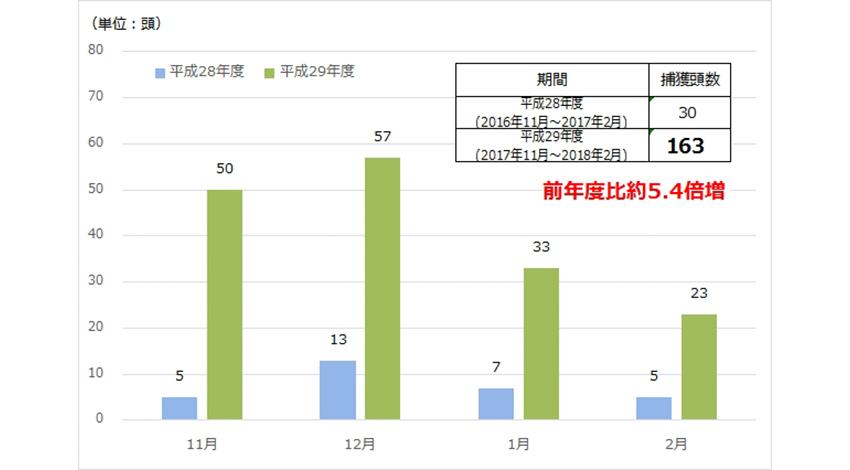 NTT西日本と日立、長崎県五島市にIoTを活用した鳥獣害対策システムを導入
