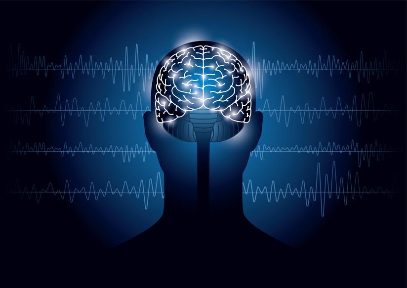 脳波ストレス状態がわかる