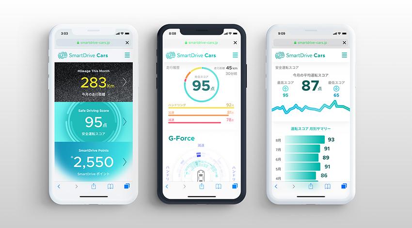 車がIoTになる、コネクテッドカーを定額利用できる「SmartDrive Cars」