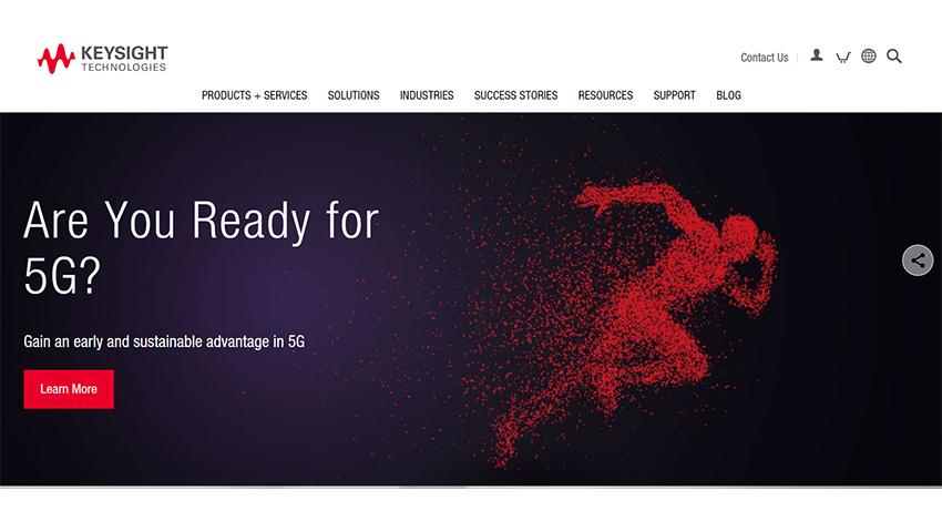 キーサイト・テクノロジーズ、韓国のKT社と5Gで協業