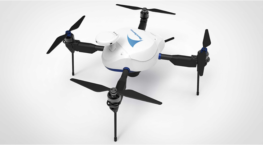 エアロセンス、産業用ドローンAEROBOを開発