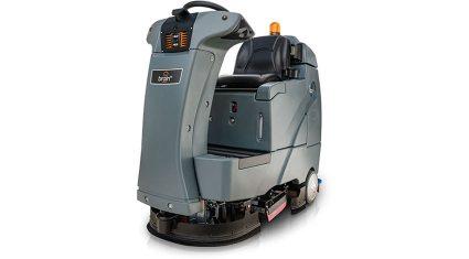 ソフトバンクロボティクス、自動運転技術を活用した床洗浄機を5月から商業施設や駅で稼働開始