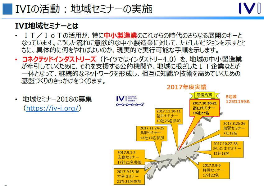 日本の「ものづくり」を世界へ発信、IVIがかかげる「ゆるやかな標準」とは?