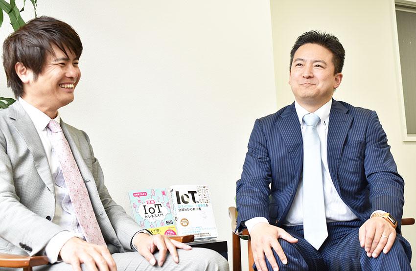 "IoTとAIで明るい未来はくるのか、その""道筋""を考える ―八子知礼 x 小泉耕二[Premium]"