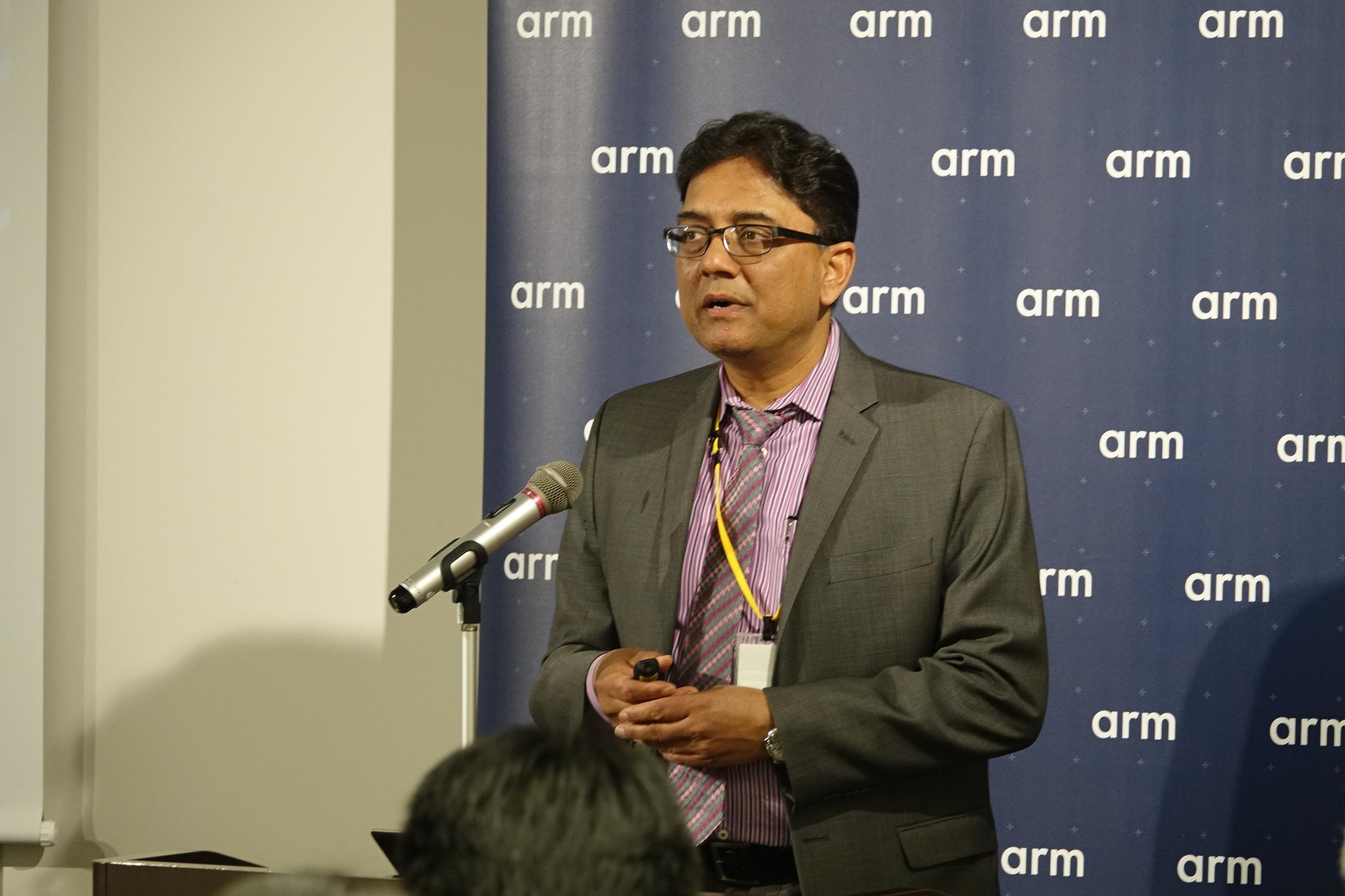 IoTサービスグループプレジデント ディペッシュ・パテル氏(Dipesh Patel)
