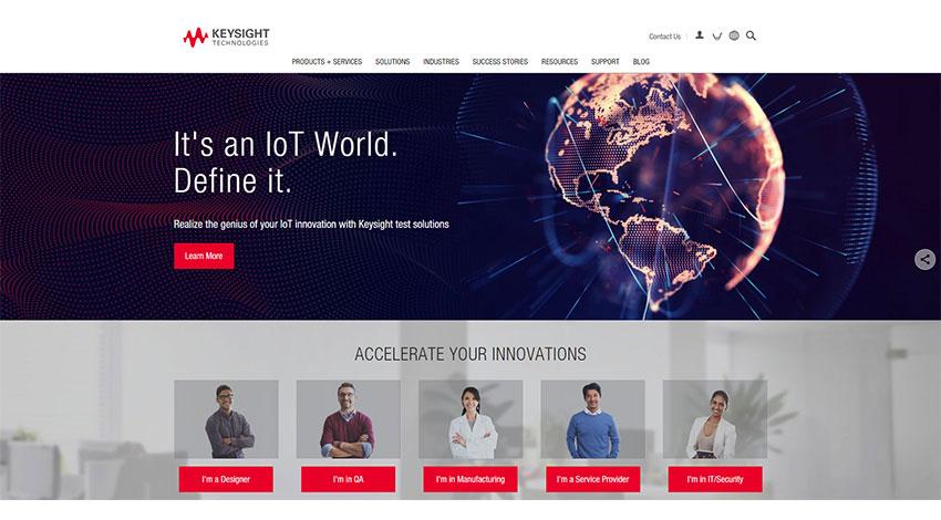 キーサイトとクアルコムの協業で、2Gbpsのダウンロード速度を実現、ギガビットLTEのイノベーションを推進