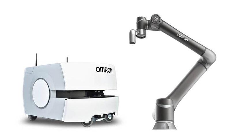 オムロン、台湾テックマン社と次世代の協調ロボットを共同開発