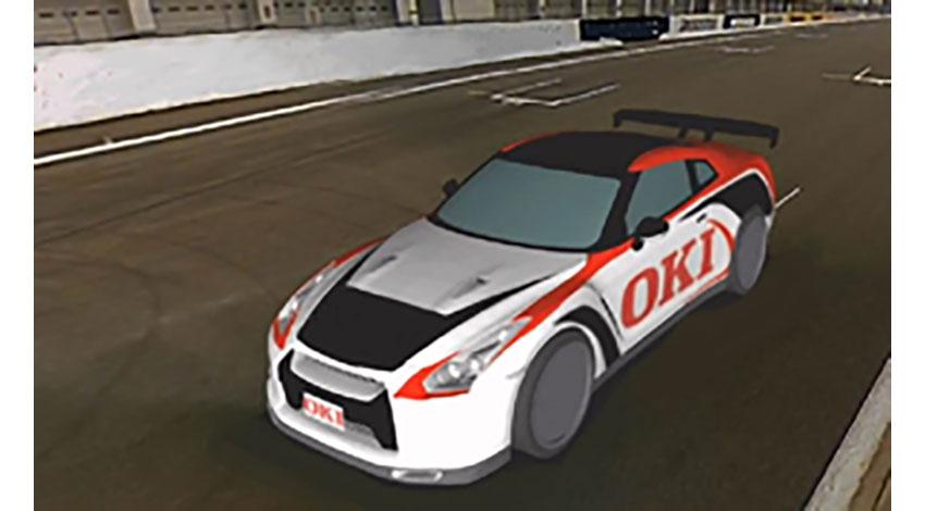OKIとNTTドコモ、時速160km走行のリアルタイムな映像モニタリングを実証