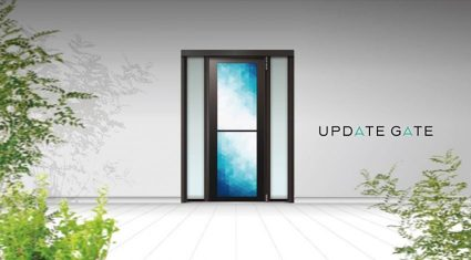 Will SmartとYKK AP、IoT・AIを活用した未来ドア「UPDATE GATE」を発表