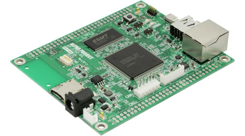 アルファプロジェクト、Renesas Synergyプラットフォーム対応、IoT機器向け組込みボードコンピュータをリリース
