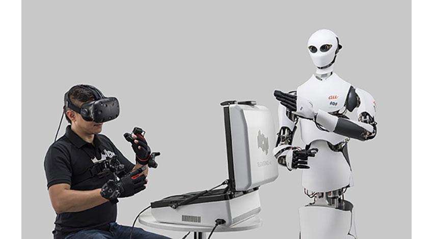 KDDIなど、Telexistence技術を活用した遠隔操作ロボットの量産型プロトタイプ「MODEL H」を発表