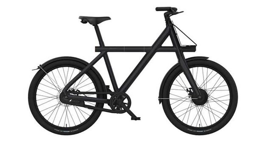 VanMoof、鍵がいらないスマート電動自転車を発売