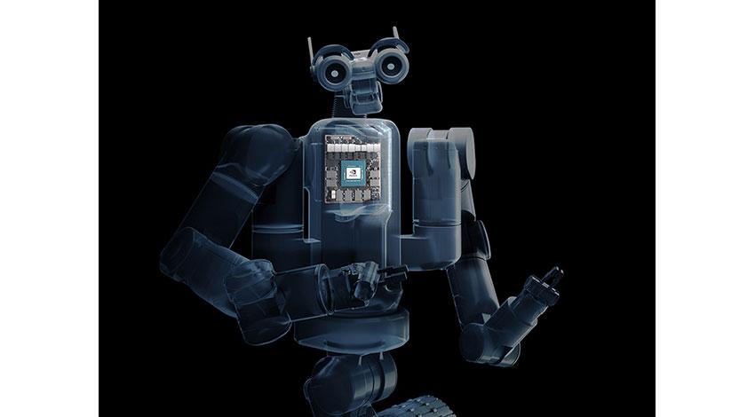 NVIDIA、AIロボット開発プラットフォーム「NVIDIA Isaac」を発表