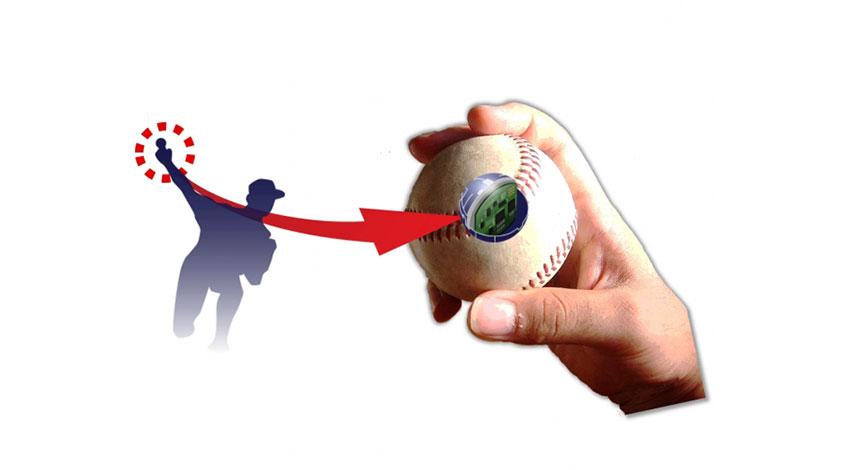アクロディアとSSKが協業、IoT野球ボール「SSK i・Ball」を発表