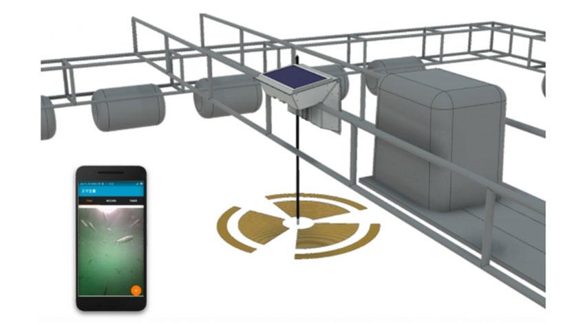 ウミトロン、IoT給餌管理システム「UmiGarden」を活用した実証実験を開始